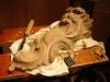 Barokke gootklos eiken